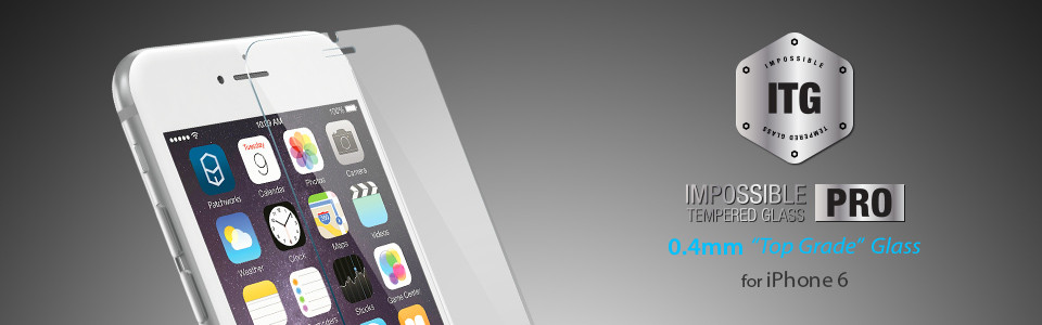 Colorant ITG PRO Tempered Glass for iPhone 6