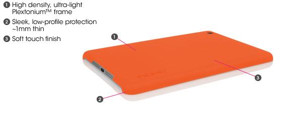 Incipio iPad Mini Feather Case Feature